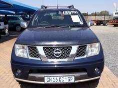 2007 Nissan Navara 2.5 Dci Le Pu Dc  Gauteng Boksburg