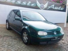 2003 Volkswagen Golf 4 Gti 1.8t Executive Gauteng Randburg