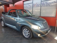 2006 Chrysler PT Cruiser 2.4 Cabriolet At  Gauteng Pretoria