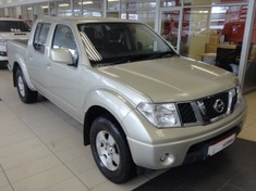 2012 Nissan Navara 2.5 Dci Xe 4x4 Pu Dc  Western Cape Ceres