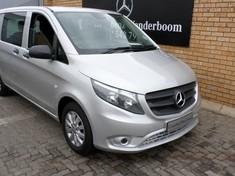 2016 Mercedes-Benz Vito 111 1.6 CDI Mixto Crewcab FC PV Gauteng Pretoria