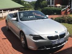 2004 BMW 6 Series 645ci Convertible At e64  Kwazulu Natal Umhlanga Rocks