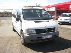 2003 Mercedes-Benz Vito 2.2 Fc Pv Gauteng Vereeniging