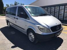 2005 Mercedes-Benz Vito 115 2.2 Cdi Crew Bus  Gauteng Johannesburg