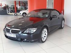 2006 BMW 6 Series 650i Convertible Sport At e64  Gauteng Edenvale