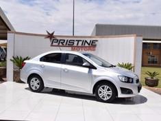 2012 Chevrolet Sonic 1.6 Ls Gauteng De Deur
