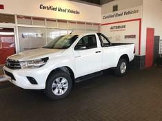 2017 Toyota Hilux 2.4 GD-6 SRX 4X4 Single Cab Bakkie Mpumalanga Emalahleni