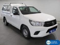 2016 Toyota Hilux 2.4 GD AC Single Cab Bakkie Kwazulu Natal Pinetown