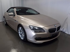 2011 BMW 6 Series 650i Convert At f12  North West Province Potchefstroom