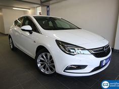 2017 Opel Astra 1.4T Enjoy 5-Door Eastern Cape Port Elizabeth
