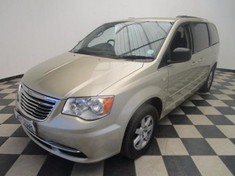 2011 Chrysler Grand Voyager 2.8 Limited At  Gauteng Pretoria