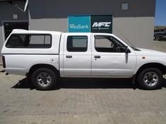 2006 Nissan Hardbody 2700d 4x2 j44 Pu Dc  Gauteng Pretoria
