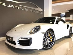 2014 Porsche 911 Turbo S PDK 991 Gauteng Four Ways