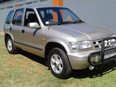 2000 Kia Sportage 2.0 4x4 Gauteng Pretoria