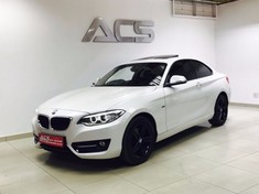 2014 BMW 2 Series 220i M-SPORT LINE AUTO COUPE SUNROOF XENONS Gauteng Benoni