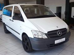 2011 Mercedes-Benz Vito 113 Cdi Function Gauteng Sandton