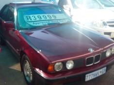 1992 BMW 5 Series 525 Gauteng Roodepoort