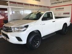 2016 Toyota Hilux 2.4 GD-6 RB SRX Single Cab Bakkie Mpumalanga Emalahleni