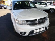 2013 Dodge Journey 3.6 V6 Sxt At  Gauteng Magalieskruin