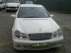 2006 Mercedes-Benz C-Class C 180 Avantgarde  Gauteng Jeppestown