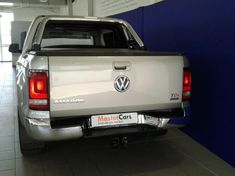 2016 Volkswagen Amarok 2.0 BiTDi Ultimate 132KW 4MOT Auto Double Cab Bakk Gauteng Sandton