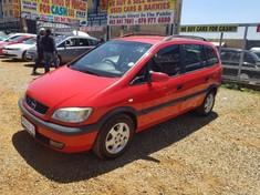 2004 Opel Zafira 1.8i Cd Gauteng Lenasia