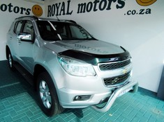 2013 Chevrolet Trailblazer 2.8 Ltz At  Gauteng Krugersdorp