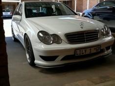2007 Mercedes-Benz C-Class C 180 Avantgarde At Gauteng Johannesburg