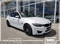 2017 BMW M3 M-DCT Competition Western Cape Tygervalley
