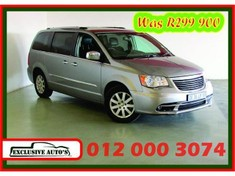 2013 Chrysler Grand Voyager 2.8 Limited At  Gauteng Pretoria