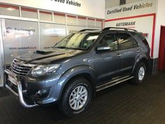 2013 Toyota Fortuner 3.0d-4d Rb At  Mpumalanga Emalahleni