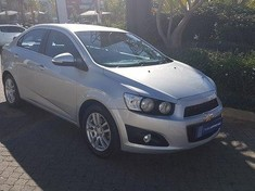2015 Chevrolet Sonic 1.6 Ls  North West Province Rustenburg