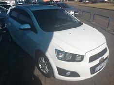 2014 Chevrolet Sonic 1.3d Ls 5dr  Gauteng Roodepoort