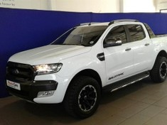 2016 Ford Ranger 3.2TDCi 3.2 WILDTRAK 4X4 Auto Double Cab Bakkie Gauteng Sandton