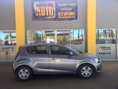 2013 Chevrolet Sonic 1.4 Ls 5dr Gauteng Pretoria