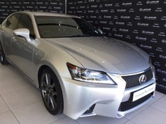 2014 Lexus GS 350 F-Sport Gauteng Four Ways