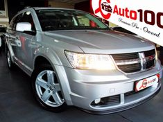 2011 Dodge Journey 2.7 Rt At Gauteng Roodepoort