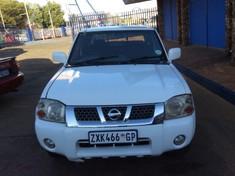 2004 Nissan Hardbody 3.0 Lwb Ac Pu Sc  Gauteng Roodepoort