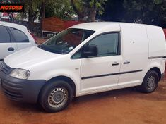 2007 Volkswagen Caddy 1.9 Tdi Fc Pv  North West Province Rustenburg