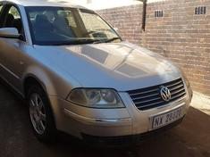 2001 Volkswagen Passat 1.8 T Tiptronic  Gauteng Johannesburg