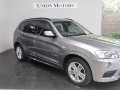 2012 BMW X3 Xdrive20d At  Mpumalanga Nelspruit