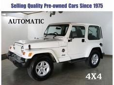 2002 Jeep Wrangler Sahara 4.0 At  Gauteng Pretoria