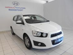 2012 Chevrolet Sonic 1.6 Ls 5dr  Gauteng Roodepoort