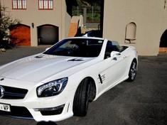 2012 Mercedes-Benz SL-Class Sl 63 Amg  Western Cape Constantia