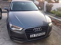 2014 Audi A3 1.4 Tfsi Attraction Stronic  Western Cape Cape Town