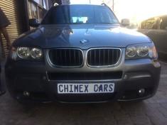 2010 BMW X3 xDRIVE20d Auto Gauteng Johannesburg