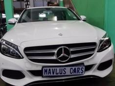2015 Mercedes-Benz C-Class C 180 Elegance At Gauteng Johannesburg
