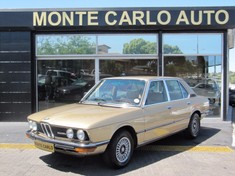 1981 BMW 5 Series 528 At Ac e12 Gauteng Sandton