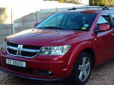 2009 Dodge Journey 2.7 Rt At  Western Cape Bellville