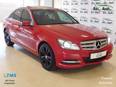 2012 Mercedes-Benz C-Class C180 Be Avantgarde At  Mpumalanga Nelspruit